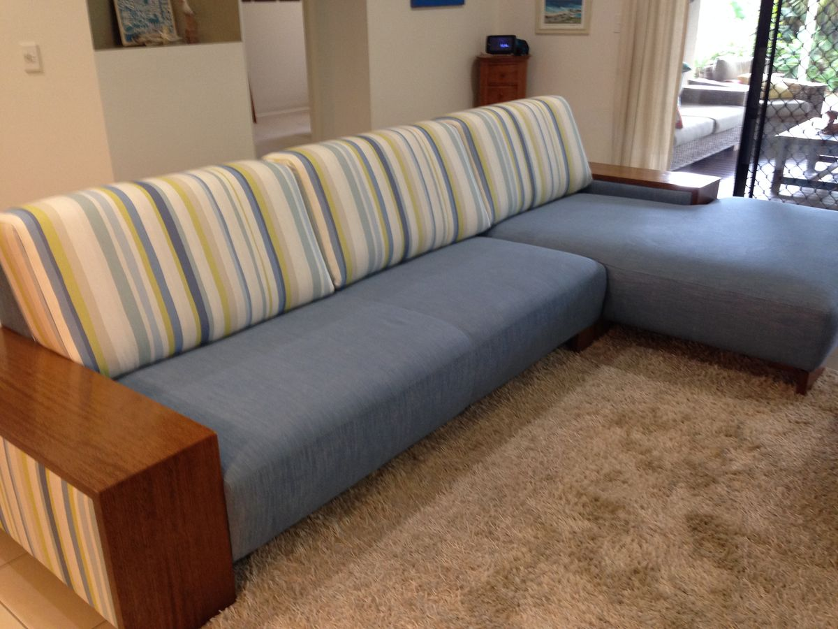 Couch Reupholstery Gold Coast