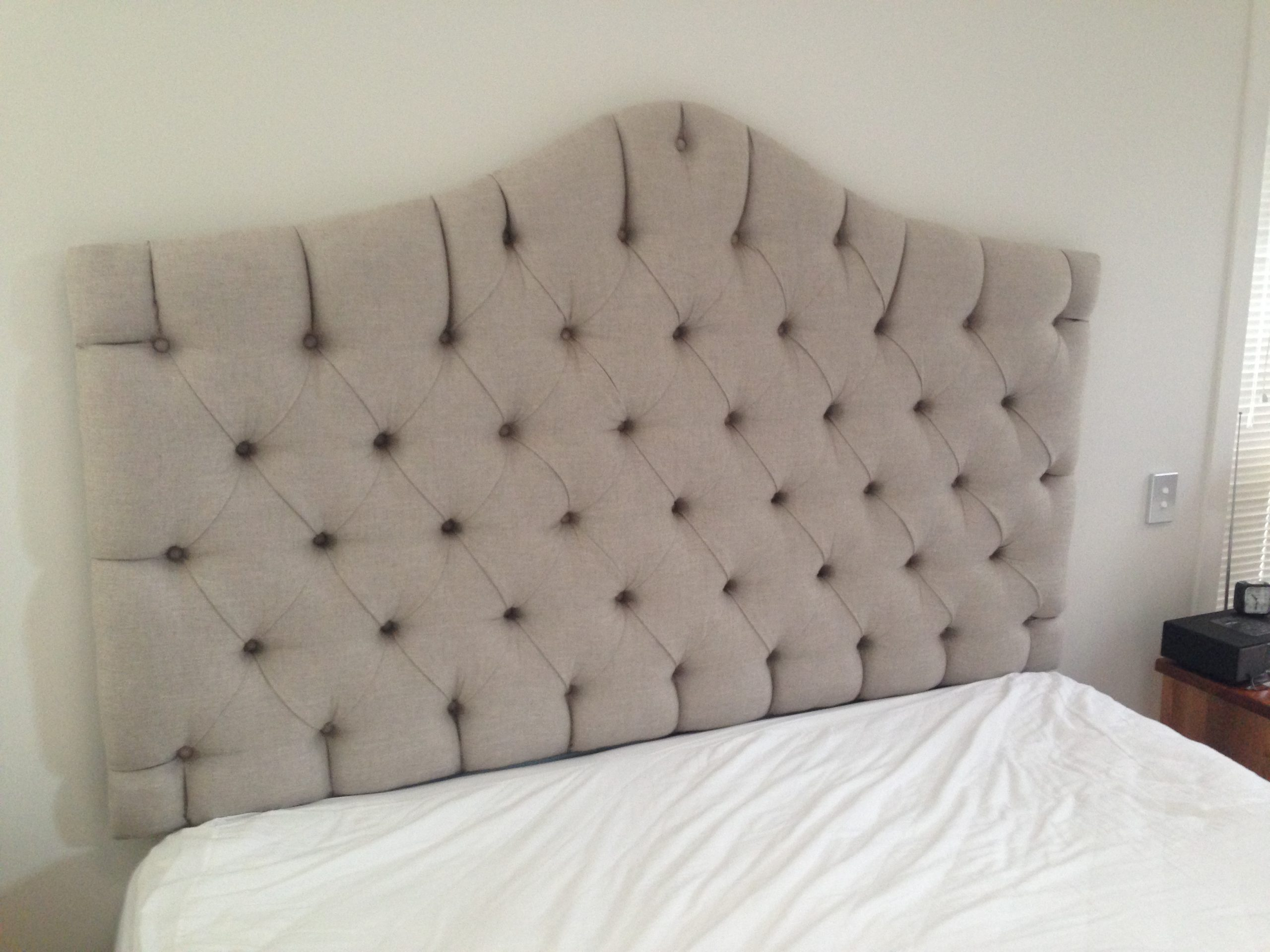 Upholstered Bedheads Gold Coast